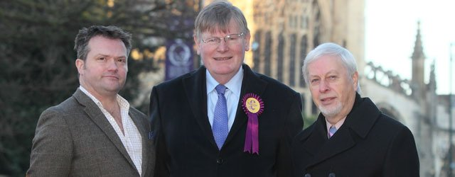 Meet The Candidates : UKIP Talk About Local Issues