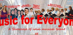 Beverley Rotary club will be hosting their annual charity music evening on Saturday 28th February at St Mary's Church.