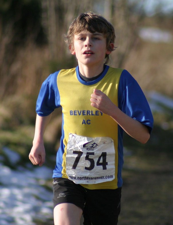 Beverley AC Youngsters Show Great Promise At Low Moor