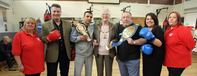 Track Fitness And Boxing Club Celebrate Their First Birthday