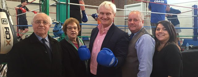 Burden Road Track Fitness And Boxing Club Goes From Strength To Strength