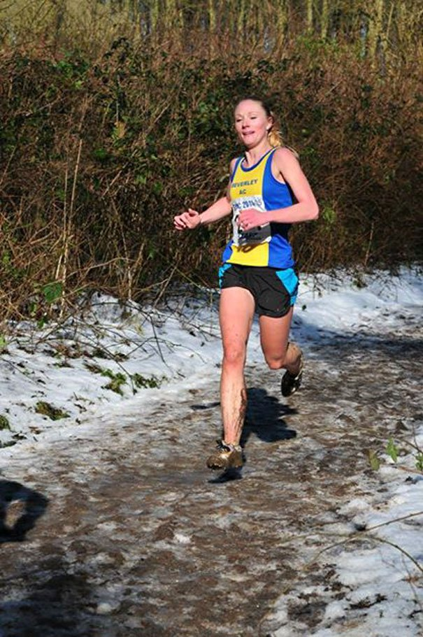 Beverley's Carla Stansfield  Racks Up Another Win In Cross Country League