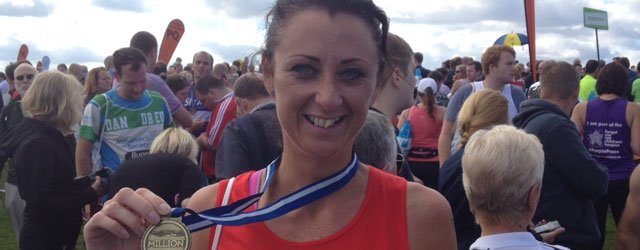Linda Wright - From Couch Potato To London Marathon