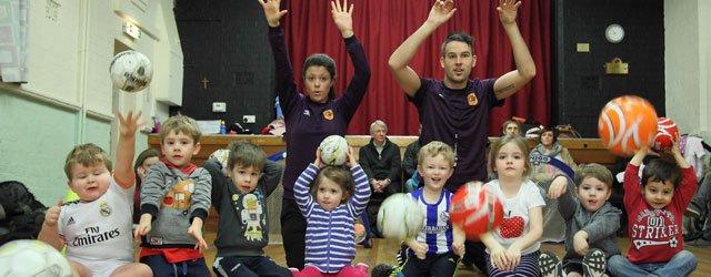 Tiger Totz Soccer : The Fun Way To Learn Footballing Skills