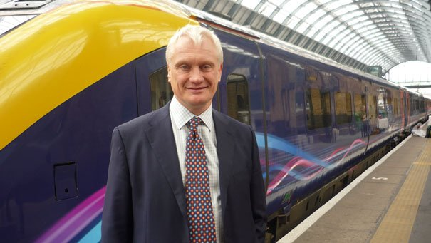 MP Delighted At New Direct Train Service From Beverley To London