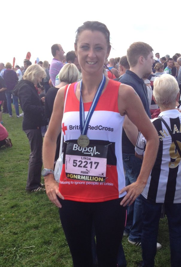 Linda Wright - From Couch Potato To London Marathon