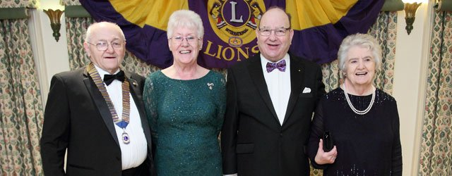 Beverley Lions 55th Charter Dinner @ The Tickton Grange Hotel