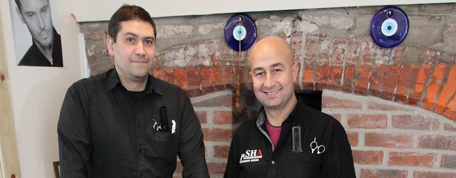 Pasha Gents Hairdressing Is Pulling In Customers From Far And Wide