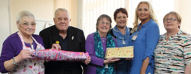 Cherry Tree Stroke Club Celebrate Their First Birthday