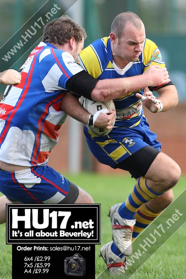 Blue & Golds Suffer Set Back in Title Race