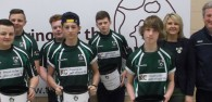 Tesco were pleased to welcome Beverley Rugby Union Football Club's Under 15s team to bag pack in our store on Saturday 28th February.