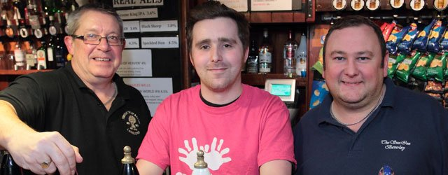Dave Gadie Raises Over £300 By Have His Beard Shaved Off