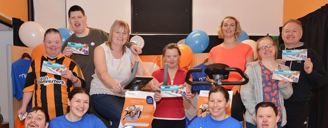 Cycleathon In Memory Of Former Care Worker