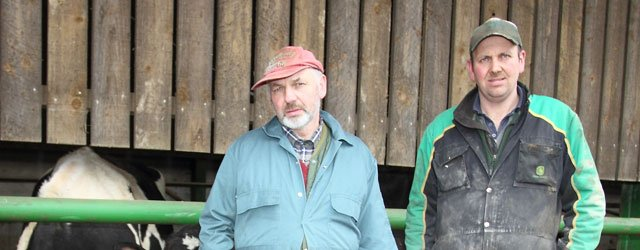 MP Visit Helps Highlight Issues Faced By Local Dairy Farmers
