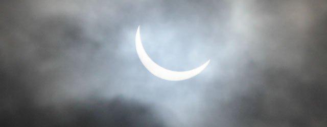 GALLERY : Solar Eclipse