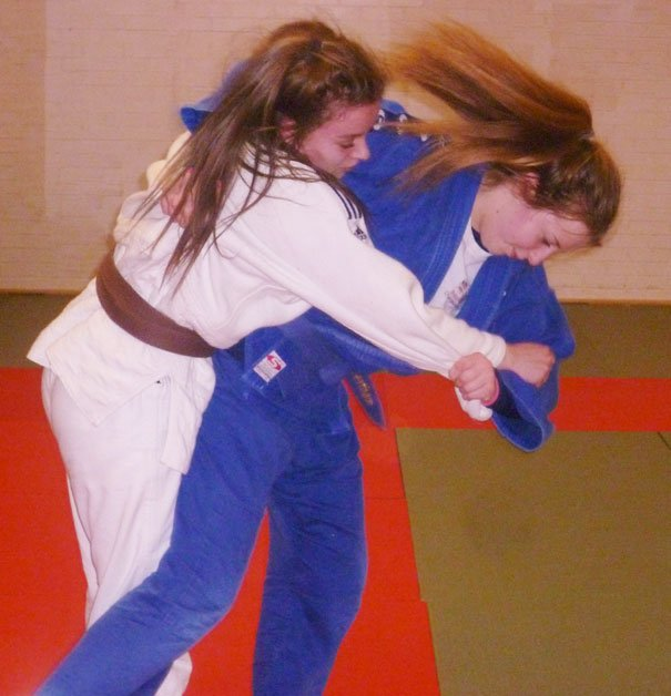 Holly Bentham Continues to Progress Her Judo Career