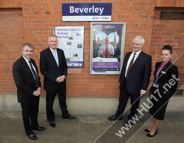 First Hull Trains Boss Says Visit Endorses Their Plans In Beverley