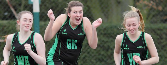 NETBALL : Allus Secure Place in Regional Finals