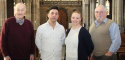 Local Classical Singer Laura Rich is holding a concert at St Mary's Church, Beverley later this month.