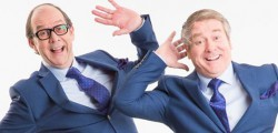 The next best thing to legendary comedy duo, Morecombe and Wise will be appearing at East Riding Theatre on 29 and 30 March.