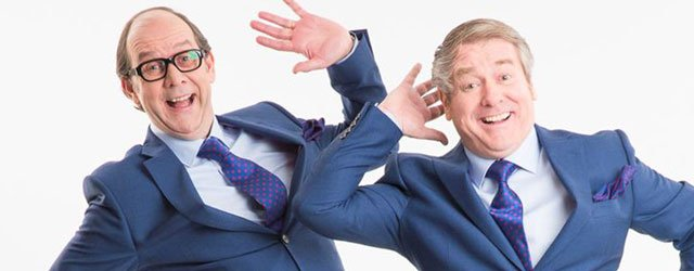 Morecombe and Wise, Eric and Little Ern