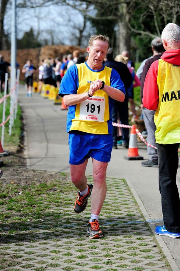 Triple Event Weekend for Beverley AC