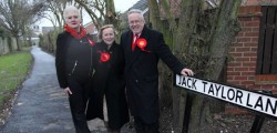 East Riding of Yorkshire Council has been forced to act after Labour activists followed up complaints from local residents about the condition of the road where they live.