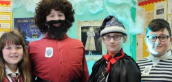Staff and pupils at St Nicholas Primary School enjoyed a magical World Book Day with a Harry Potter Themed event.