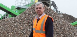 A pioneering farmer is planning to convert mountains of food waste into clean and green energy for thousands of homes in East Yorkshire.