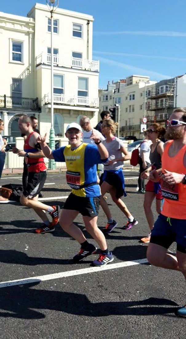 Busy Marathon Fortnight For Beverley AC Members
