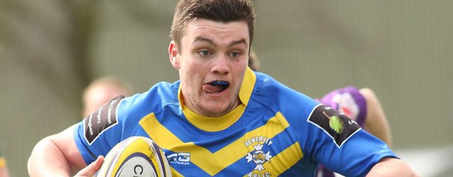 Blue & Golds Taste Defeat As They Get New Seaon Under Way