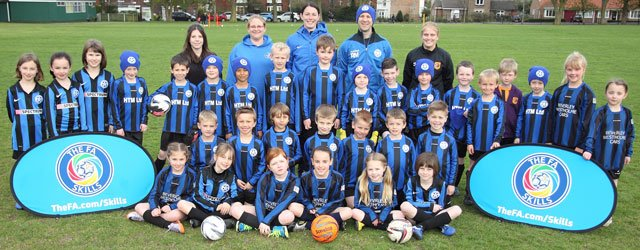 Beverley Whitestar Coaching Team Acknowledged By Local FA