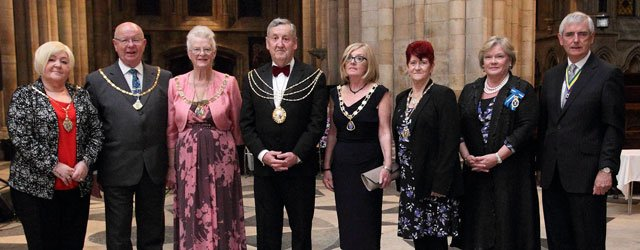 OUT & ABOUT : The Civic Dinner @ Beverley Minster
