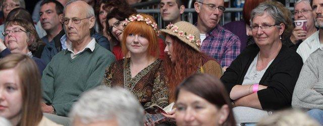 BEVERLEY FOLK FESTIVAL : A Yard Of Folk
