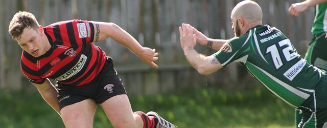 RUGBY UNION : Beverley's Home Season Ends With Heavy Defeat