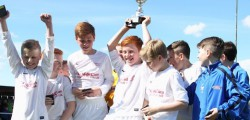 Beverley Town Dynamo FC U11s collected their second trophy in a matter of days.