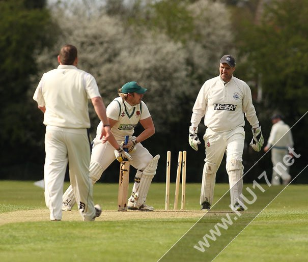 CRICKET : All In All It Was a Good Result Says Fisher