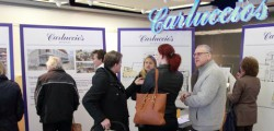 Carluccio's who are due to open in Beverley in autumn are giving members of the public opportunity to view plans of their latest restaurant.