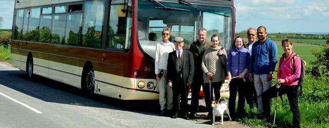 Saved Bus To North York Moors Returns For 2015