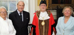 Mayor of Beverley Paul McGrath says it was great privilege to oversee the proceedings that saw Beverley Town Council honor Freemen and Freewomen at a ceremony in the Beverley Guildhall.