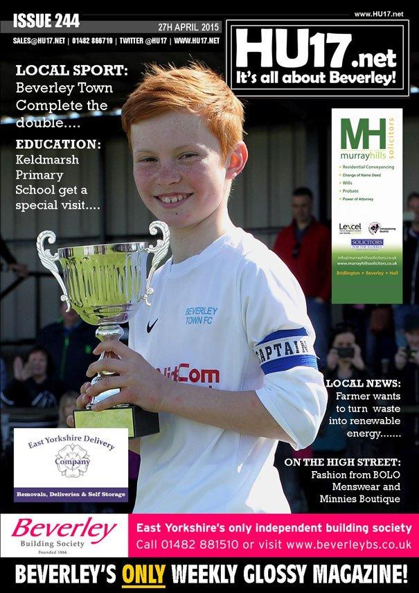 HU17.net Magazine Issue 244
