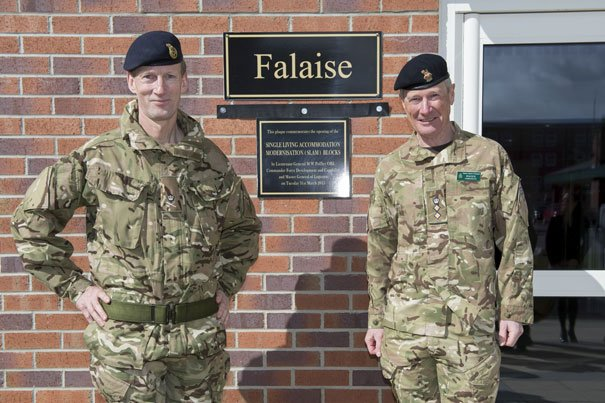 State Of The Art Accommodation Unveiled at Military Driving School