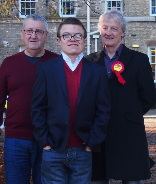 MEET THE CANDIDATES : The Labour Party, St Mary's Ward