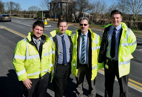 Swinemoor Lane Improvements Completed