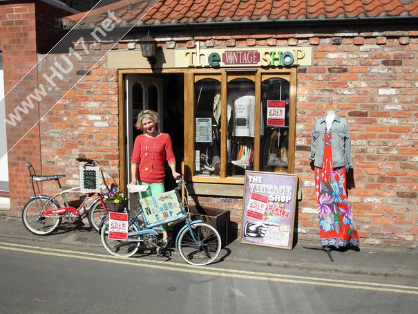 Massive Savings On Offer At The Vintage Shop