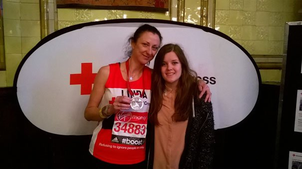 Linda Wright Says She Still Has Some Unfinished Business After Finishing London Marathon