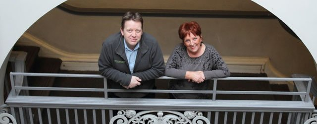 Beverley Firm Saves NAPA From Structural Drama