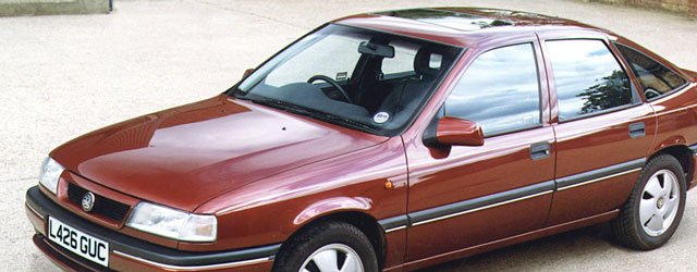 Evans Halshaw takes a trip down memory lane as the Vauxhall Cavalier celebrates 40 years