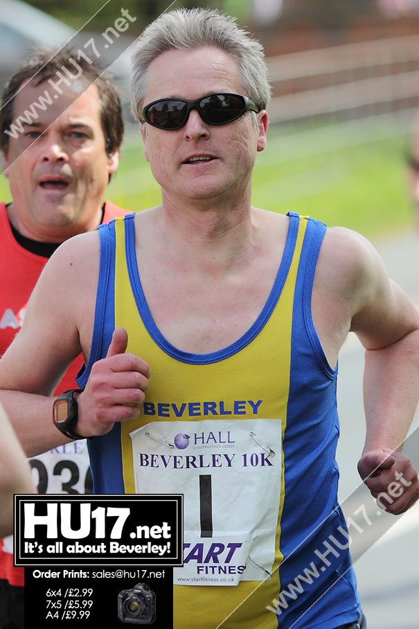 Record Numbers Participate Beverley 10k