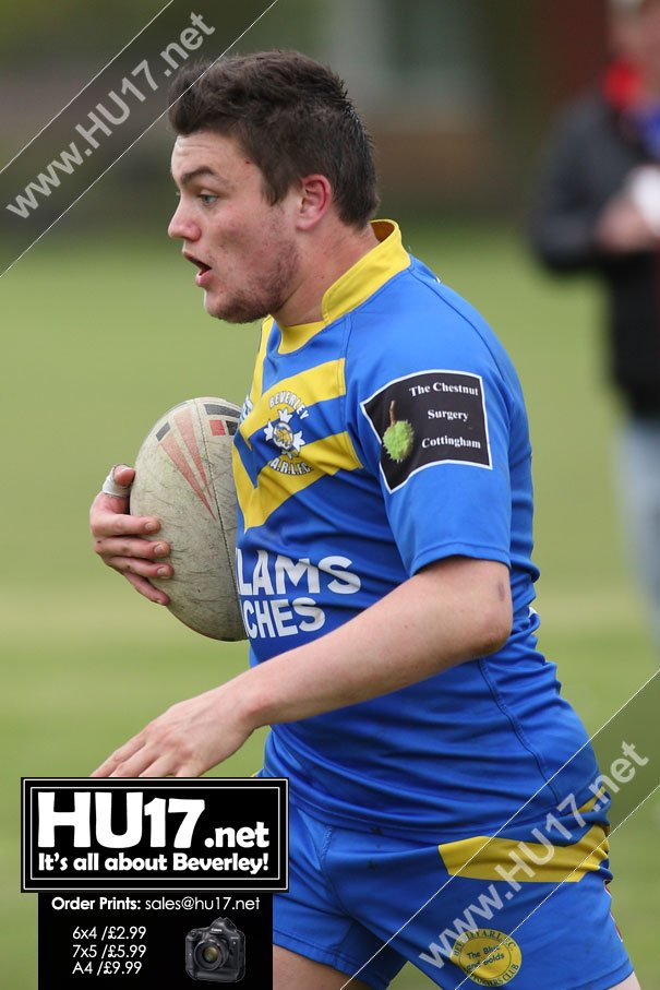 Beverley Confident Ahead of Clash With Hull Wyke